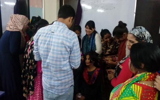 Nitya Foundation Beautician Training in Delhi