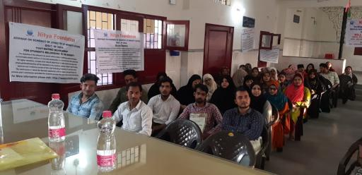 Minority Affairs Seminar By Nitya Foundation