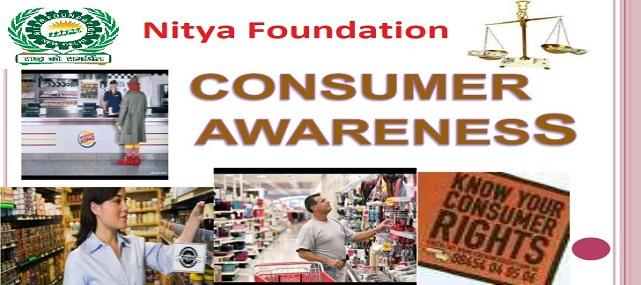 Donate for Consumer Awareness in Delhi NCR India