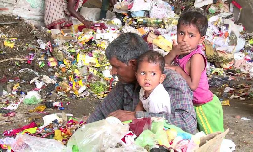 Donate for Poor Children, Poverty, Slum Children in Delhi NCR India